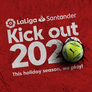 We kicked 2020 out para LaLiga