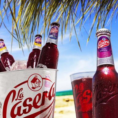 Beach bar La Casera para La Casera