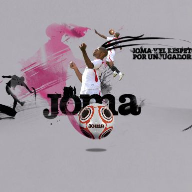 Respect for Sports para Joma