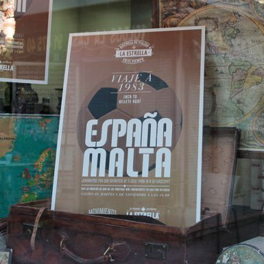 Time Travel Agency para Cafés La Estrella
