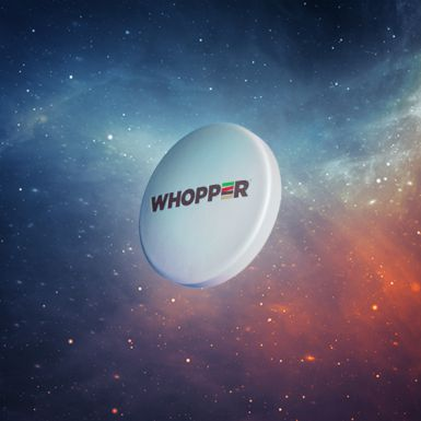 Whopper Of The Future para Burger King & Amazon